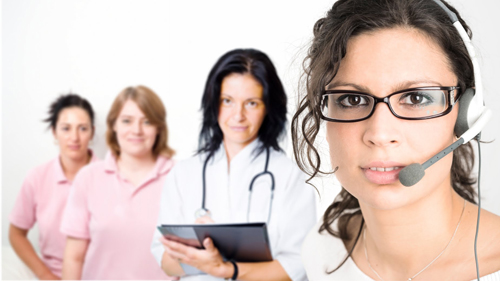medical data outsourcing